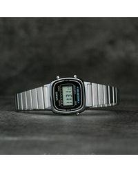 G-Shock LA670WEA-1EF - Grigio