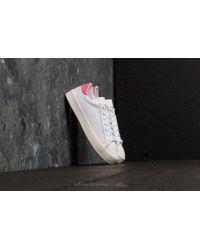 adidas Originals - Adidas Courtvantage Ftw White/ Ftw White/ Chalk Pink - Lyst