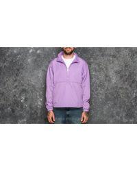 Footshop - Polar Skate Co. Anorak Jacket Lavender - Lyst