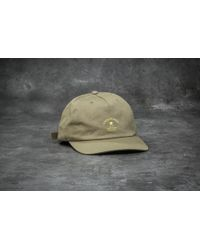 Footshop - Undefeated Champions Strapback Cap Olive - Lyst