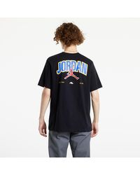 Nike Jumpman Graphic Short-Sleeve T-Shirt Black - Schwarz