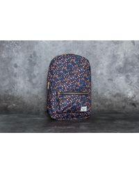 Herschel Supply Co. - Settlement Mid-volume Backpack Black Mini Floral - Lyst