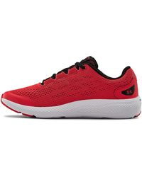 Under Armour GS Charged Pursuit 2 Red - Rouge