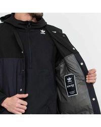 adidas Originals X Footshop ACMON Gore-Tex Jacket Black - Schwarz