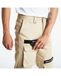 Daily Paper Cargo Pants Beige - Natur