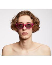 Retrosuperfuture Cento Sunglasses Strapazzo - Rosa