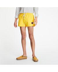 Champion Swim Shorts Yellow