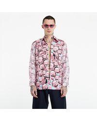Comme des Garçons Shirt Pink/ Blue
