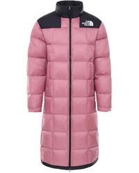 The North Face Lhotse Duster Mesa Rose - Pink