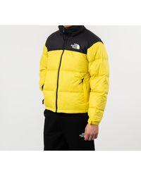 The North Face 1996 Retro Nuptse Jacket Lemon - Gelb