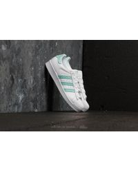 adidas Originals - Adidas Superstar W Ftw White/ Supplier Colour/ Off White - Lyst