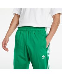 adidas Originals Adidas Firebird Track Pants Green - Grün