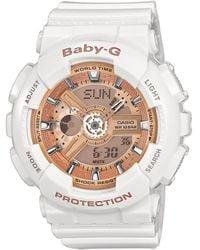 G-Shock Baby-G BA-110-7A1ER - Nero