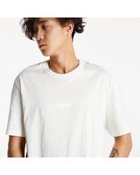 adidas Originals Adidas R.Y.V. Logo Tee Owhite - Blanc