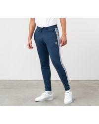 adidas Originals Adidas 3-Stripes Pants Night Marine - Blau