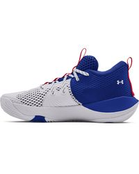Under Armour Embiid 1 White - Blanc