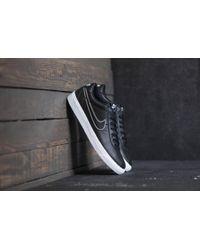 Nike - Sb Bruin Zoom Premium Se Black/ Black Metallic Pewter - Lyst