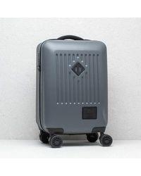 Herschel Supply Co. Carry-On Trade Luggage Dark Shadow - Grau