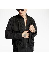 White Mountaineering Military Blouson Jacket Black - Nero