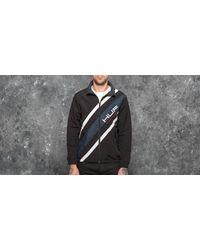 Huf Palisades Track Jacket Black - Noir