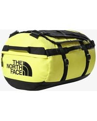 The North Face Base Camp Duffel - S Yellow - Gelb