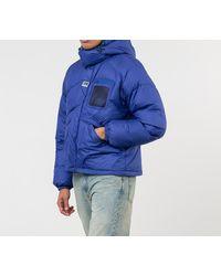 Helly Hansen Heritage Reversible Puffer Jacket Blue - Blau