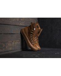 Converse - Chuck Taylor All Star Waterproof Boot Hi Brown/ Brown/ Brass - Lyst