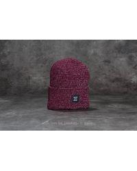 Herschel Supply Co. - Abbott Reflective Hat Windsor Wine Reflective - Lyst