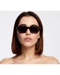 Retrosuperfuture Caro Classic Sunglasses Havana - Braun