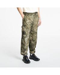 Pleasures Jeffery Nylon Cargo Pants Green - Grün