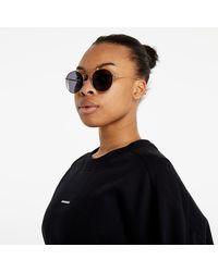 Calvin Klein Micro Logo Sweatshirt Ck Black - Nero