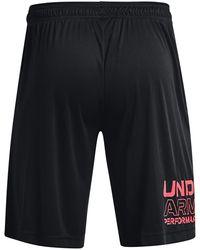 Under Armour Tech Graphic Wm Shorts Black