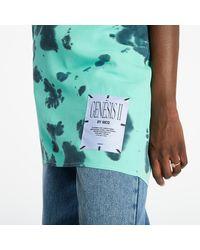 McQ Fluid Tee Dress Green - Vert