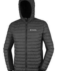 Columbia Powder PassTM Hooded Jacket Black - Nero