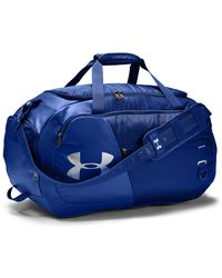 Under Armour Undeniable 4.0 Duffle Md Blue