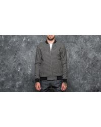 Footshop Wemoto Fawkes Jacket Houndstooth - Multicolore