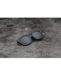 dd1c1cae0b1b Stussy - Luigi Sunglasses Black  Dark Grey - Lyst