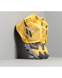 Reebok Reebok Instapump Fury Trail Shroud Toxic Yellow/ Cold Grey 7/ Cold Grey 4 - Jaune