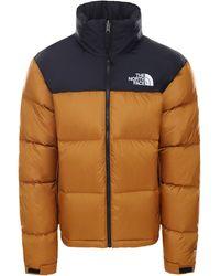 The North Face 1996 Retro Nuptse Jacket Timber Tan - Marrone