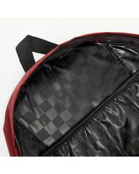 Vans Realm Backpack Pomegranate - Rojo