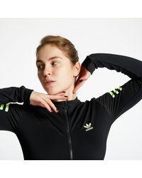 adidas Originals Adidas x Swarowski Stage Suit Black - Nero