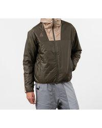 Nike Acg Primaloft® Hooded Jacket Cargo Khaki - Green