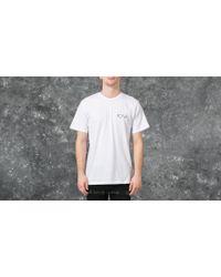 Footshop - Polar Ego Loss Fill Logo Tee White - Lyst