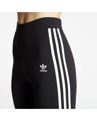 adidas Originals Adidas 3 Stripes Tight Black