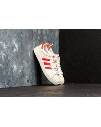 adidas Originals - Adidas Campus Cwhite/ Bold Orange/ Cwhite - Lyst