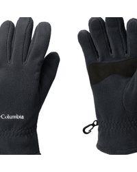 Columbia – Fast Trek – e Handschuhe - Schwarz
