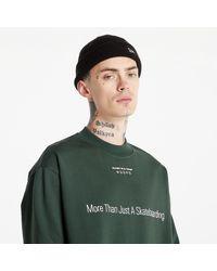 Rassvet (PACCBET) Cotton Reflective Sweatshirt Knit Green - Vert