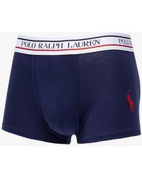 Ralph Lauren Solid Trunk Cruise Navy - Blu
