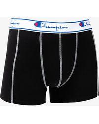 Champion 3Pack Boxers Black/ Red/ Blue - Noir