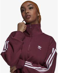 adidas Originals Adidas Sweatshirt Victory Crimson - Rouge